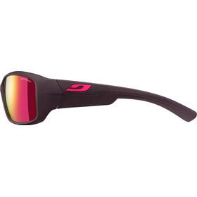 Julbo Whoops Spectron 3CF Okulary przeciwsłoneczne, fioletowy/różowy